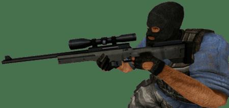 Как стрелять с авп в кс 1.6