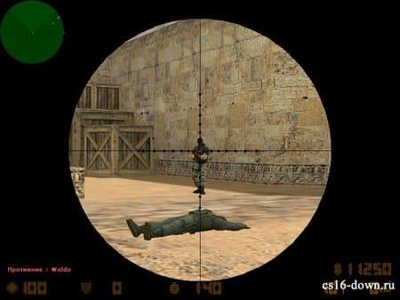 Советы по стрельбе с авп